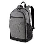 Puma Buzz Backpack Sırt Çantası Gri