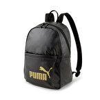 Puma Core Up Backpack Kadın Sırt Çantası Siyah