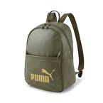 Puma Core Up Backpack Kadın Sırt Çantası Yeşil