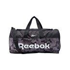 Rebook Active Core Grip Duffel Spor Çanta Medium  Siyah