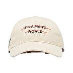 Reebok Classics It's A Man's World Cap Şapka Beyaz