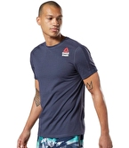 Reebok Crossfit Games Activchill T-Shirt Lacivert