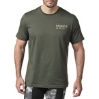 Reebok Crossfit Mess You Up T-shirt Haki/Yeşil
