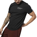 Reebok Crossfit Mess You Up T-shirt Siyah