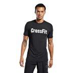 Reebok Crossfit Read Tee T-Shirt Siyah