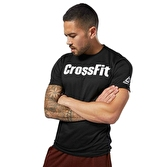 Reebok Crossfit Speedwick F.E.F. Graphic T-Shirt Siyah