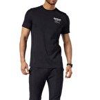 Reebok Graphic Series Training Supply T-Shirt - Siyah