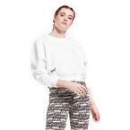Reebok Myt Crew Kadın Sweatshirt Beyaz
