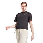 Reebok Myt Kadın Kısa Kollu T-Shirt Siyah
