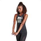 Reebok One Series Running Activchill Tank Kadın Atlet Siyah