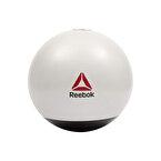 Reebok Pilates Topu 55 Cm Beyaz Gri