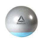 Reebok Pilates Topu 55 Cm Gri Mavi