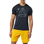 Reebok Training Activchill Graphic T-Shirt - Siyah