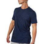 Reebok Training Essentials Marble Group T-Shirt - Lacivert