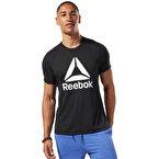 Reebok Wor Supremium T-Shirt - Siyah