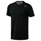 Reebok Wor Tech T-Shirt - Siyah
