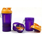 Smart Shake 600 ML Orange&Purple Edition
