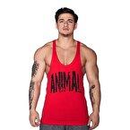 Supplementler.Com Animal Fitness Atleti Kırmızı