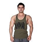 Supplementler.Com Animal Fitness Atleti Yeşil