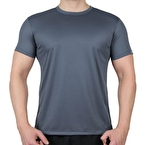Supplementler.com Antrenman T-shirt Gri