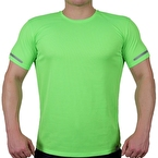 Supplementler.Com Antrenman T-Shirt Yeşil Neon