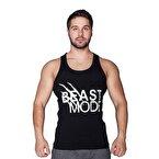 Supplementler.com Beast Mode Tank Top Siyah