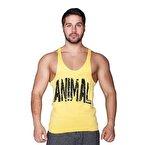 Supplementler.Com Animal Fitness Atleti Sarı