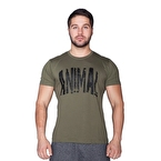 Supplementler.com Animal T-Shirt Yeşil Siyah