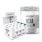 Supplementler.com BCAA 480 Gr +  L-Carnitine Shot 12 Adet Kombinasyonu