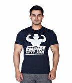 Supplementler.com Empire Lifts Back T-Shirt Lacivert