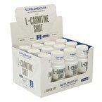 Supplementler.com L-Carnitine Shot 3000 Mg 12 Ampül
