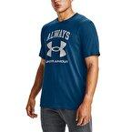 Under Armour Always Under Armour T-Shirt Mavi Beyaz