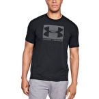 Under Armour Boxed Sportstyle T-Shirt Siyah