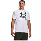 Under Armour GL Foundation T-Shirt Beyaz