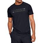 Under Armour MK-1 Wordmark T-shirt Siyah