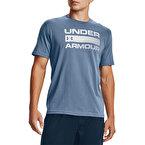 Under Armour Team Issue Wordmark T-Shirt Mavi