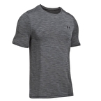 Under Armour Threadborne Seamless Ss Erkek T-Shirt - Gri