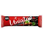 Uniq2go Chocodark Fındıklı Protein Bar 38 Gr
