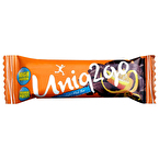 Uniq2go Chocolight Portakal Parçacıklı Protein Midi Bar 40 Gr