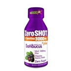 Zero Shot 60 mL 3000 Mg L-Carnitine + Plus Sambucus