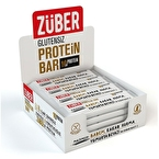 Züber Glutensiz Protein Bar 35 Gr 12 Adet