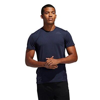Adidas Aeroready 3-Stripes T-Shirt Lacivert
