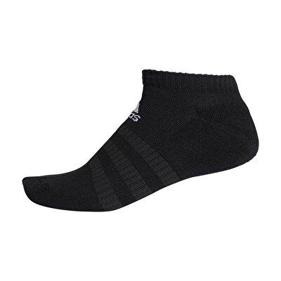 Adidas Cush Low Çorap Siyah