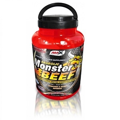 Amix Monster Beef Hydrolyzed Protein 2200 Gr