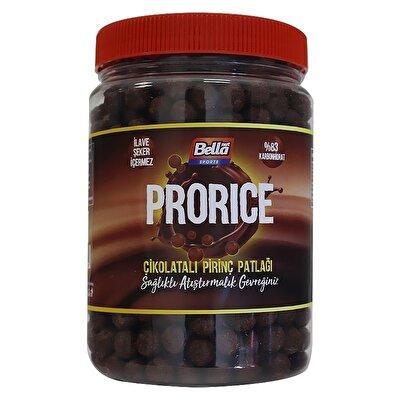 Bellanut Prorice Çikolatalı Pirinç Patlağı 160 Gr