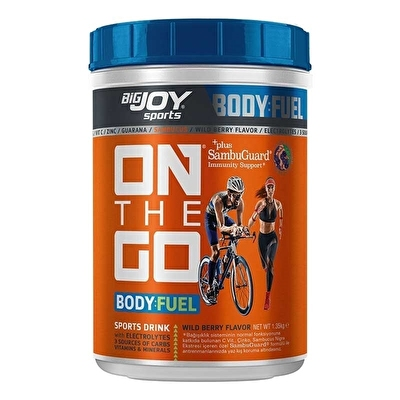 Bıg Joy On The Go Sports Drink 1350 Gr