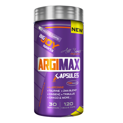 Big Joy Argimax 120 Kapsül