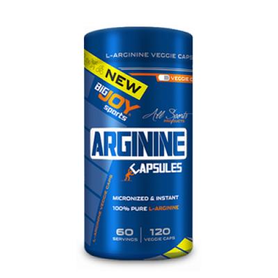 Big Joy Arginine 120 Kapsül