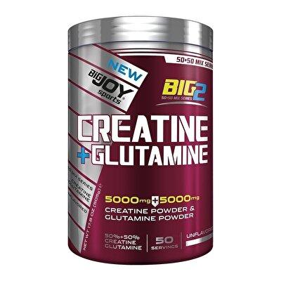 Big Joy Big2 Creatine + Glutamine 505 Gr