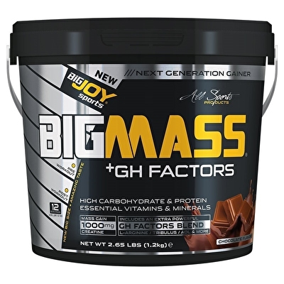 Big Joy Big Mass +GH Factors 1200 Gr